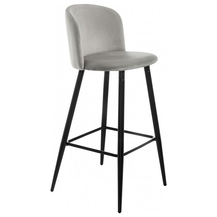 Барный стул Woodville Lidor светло-серый стул woodville dodo светло серый