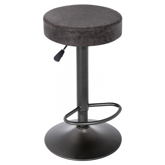Барный стул Woodville Logo темно-серый