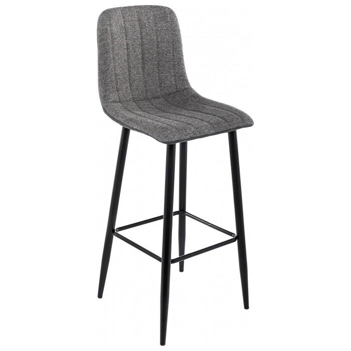 Барный стул Woodville Marvin grey