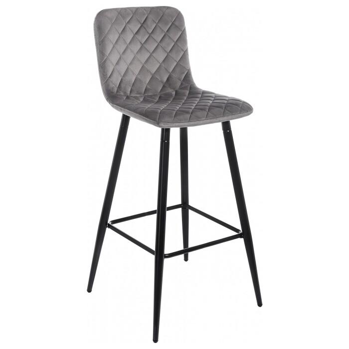 Барный стул Woodville Tarli темно-серый
