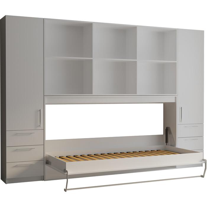 Комплект мебели Элимет Strada 90 белый