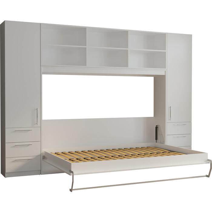 Комплект мебели Элимет Strada 140 белый