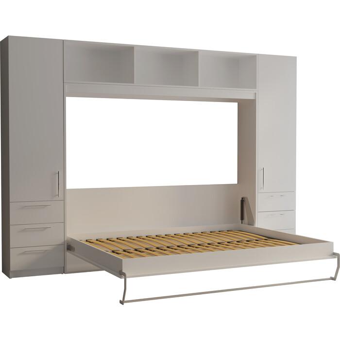 Комплект мебели Элимет Strada 160 белый