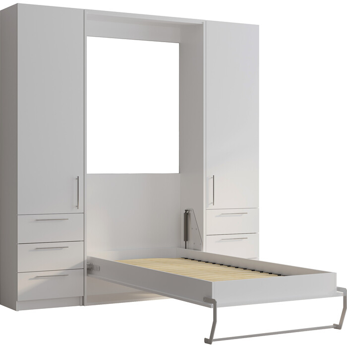 Комплект мебели Элимет Smart 90 белый