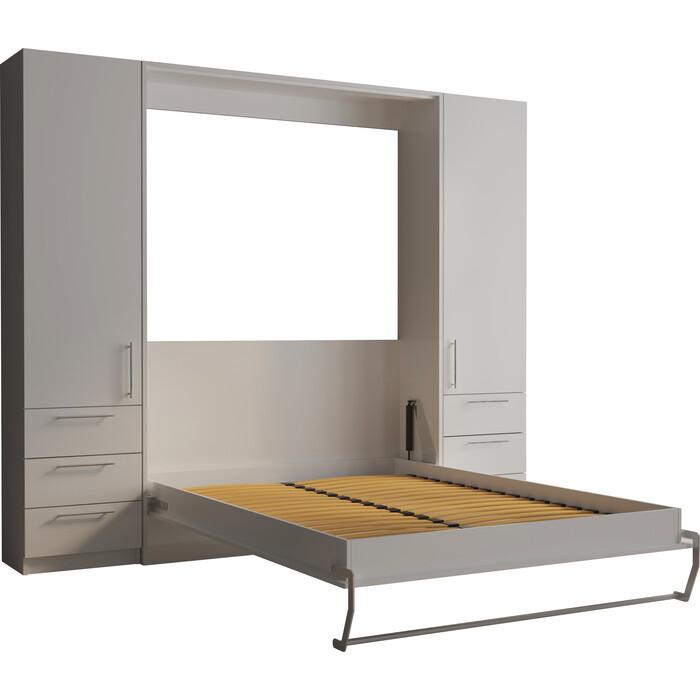 Комлпект мебели Элимет Smart 160 белый