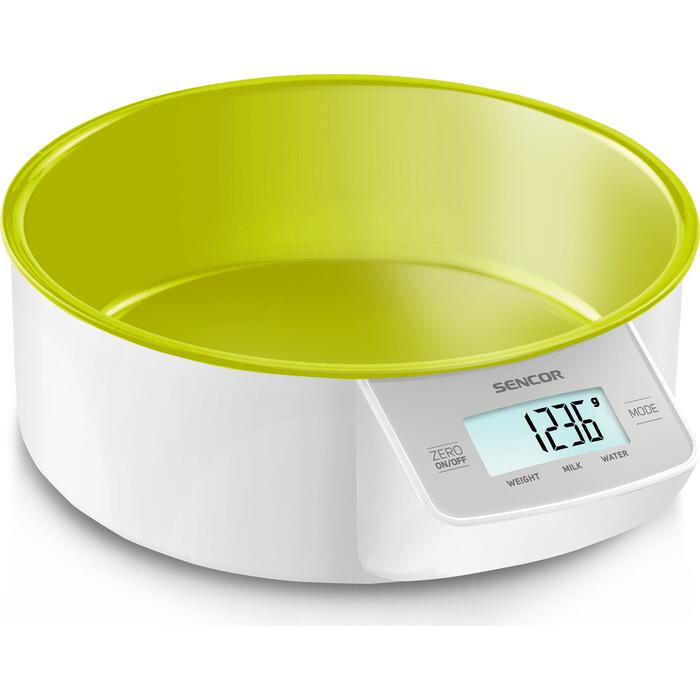 Весы кухонные Sencor SKS 4004GR
