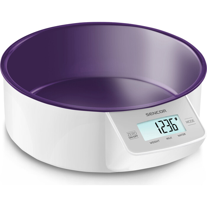 Фото - Весы кухонные Sencor SKS 4004VT кухонные весы sencor весы кухонные sks 7001