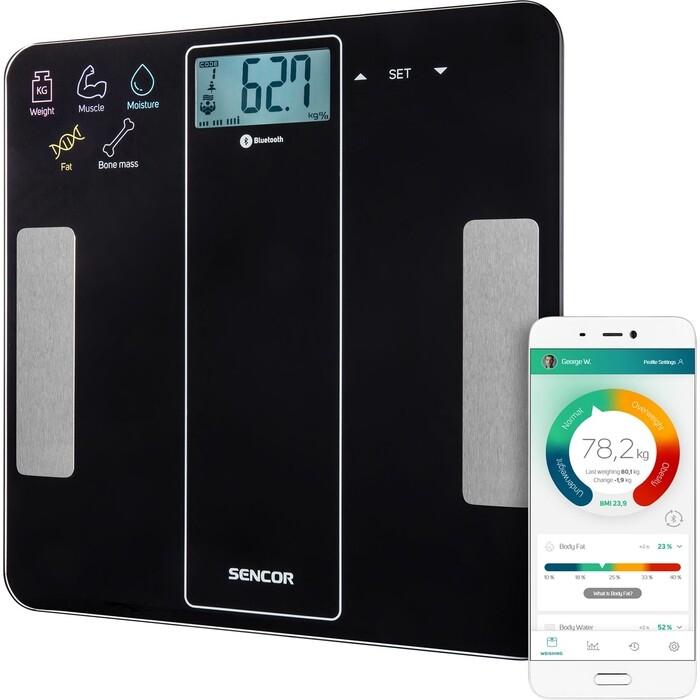 Весы Sencor SBS 8000BK