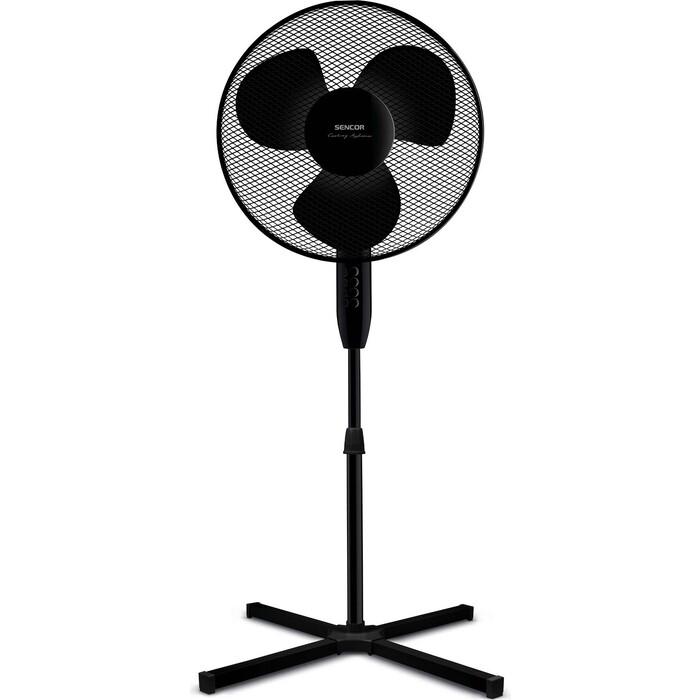 Вентилятор напольный Sencor SFN 4031BK