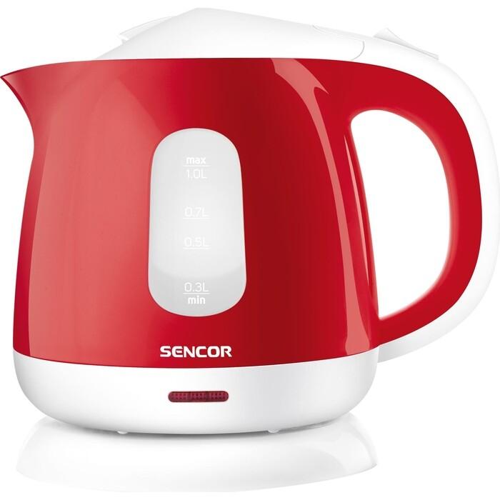 Чайник электрический Sencor SWK 1014RD