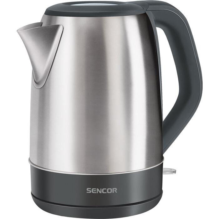Фото - Чайник электрический Sencor SWK 1711SS чайник электрический sencor swk 1017tq