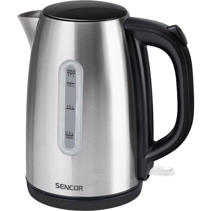 Фото - Чайник электрический Sencor SWK 1720BK чайник электрический sencor swk 1017tq