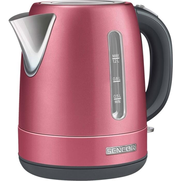 Чайник электрический Sencor SWK 1224RD