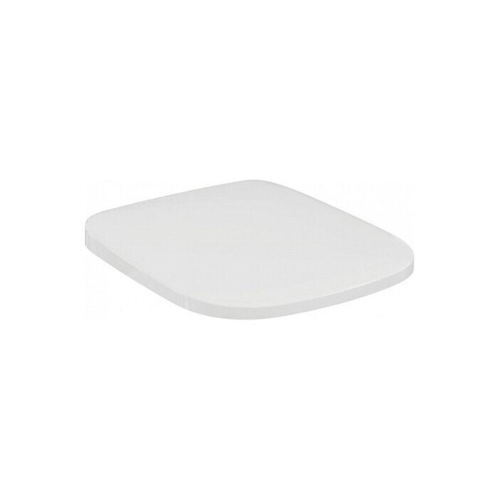 Сиденье для унитаза Ideal Standard Esedra (T318601) ideal standard ecco сиденье дюропласт c функц плавного закрытия w301801