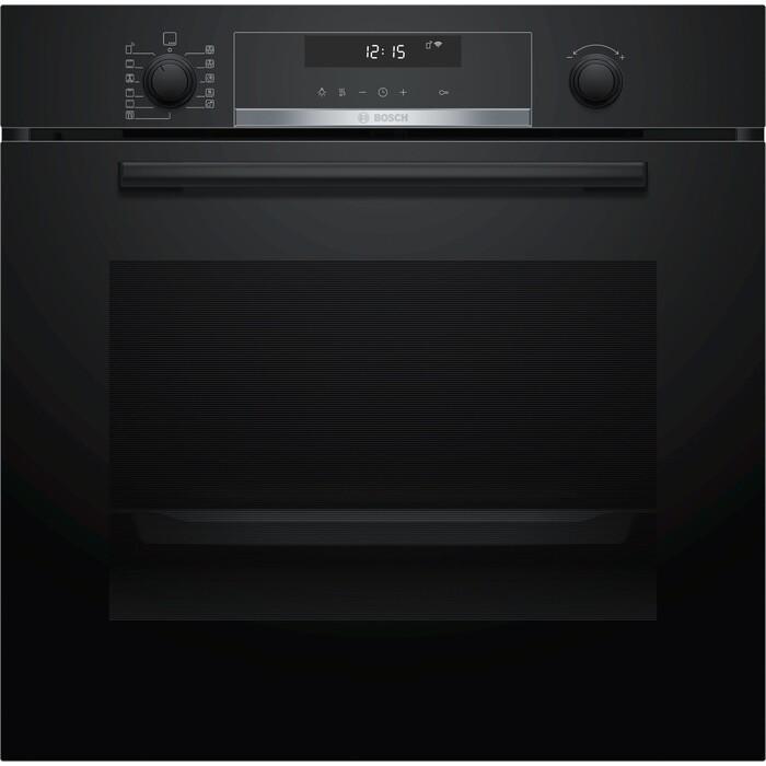 Электрический духовой шкаф Bosch HomeConnect Serie 6 HBG538EB6R