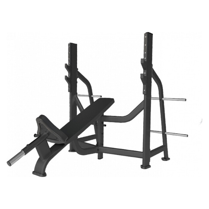 Фото - Скамья для жима SVENSSON INDUSTRIAL E7042 Matte Black с положительным наклоном тренажер svensson industrial e3042 matte black скамья для жима с положительным наклоном
