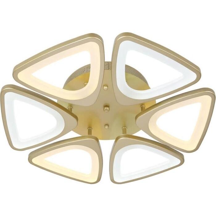 Люстра Stilfort Потолочная светодиодная Blower 2078/83/06C
