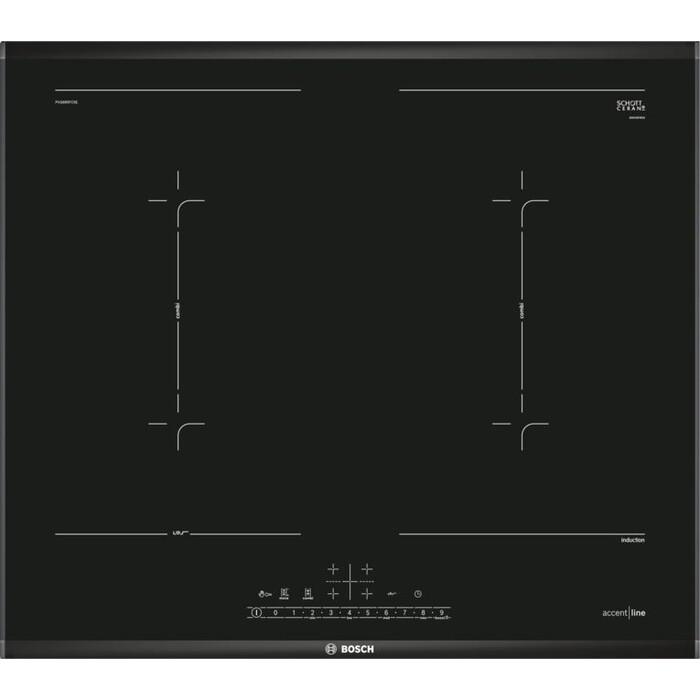 Индукционная варочная панель Bosch Serie 6 PVQ695FC5E