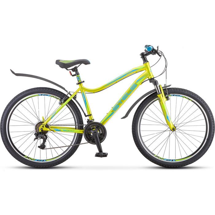 цена на Велосипед Stels Miss 5000 V 26 V041 (2020) 15 золотистый