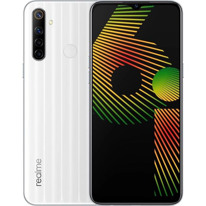 Смартфон Realme 6i 4/128Gb White