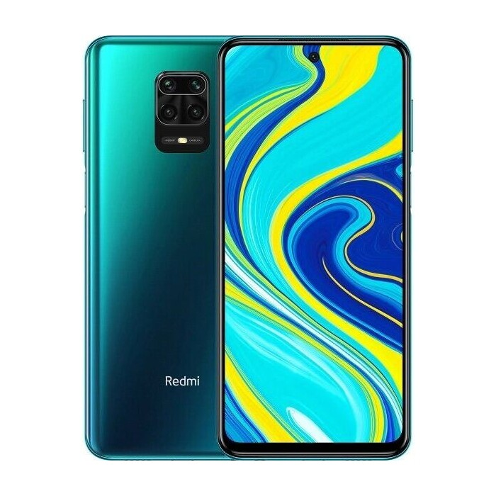 Смартфон Xiaomi Redmi Note 9S 4/64Gb Blue