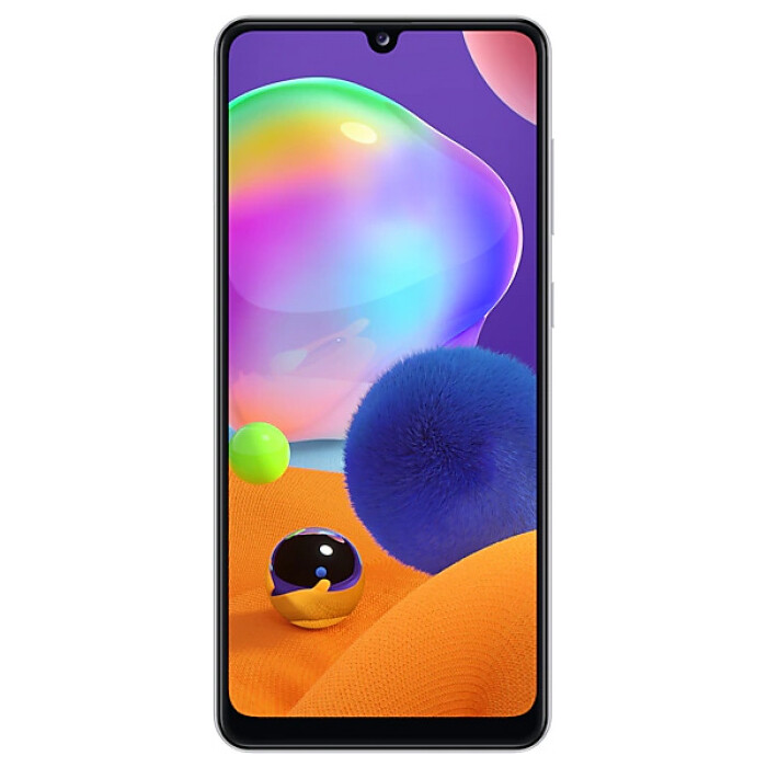 Смартфон Samsung Galaxy A31 4/64Gb белый