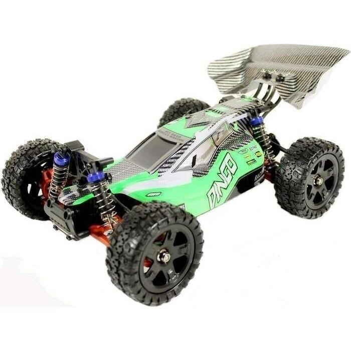 Радиоуправляемая багги Remo Hobby Dingo UPGRADE (зеленая) 4WD 2.4G 1/16 RTR - RH1651UPG-GREEN