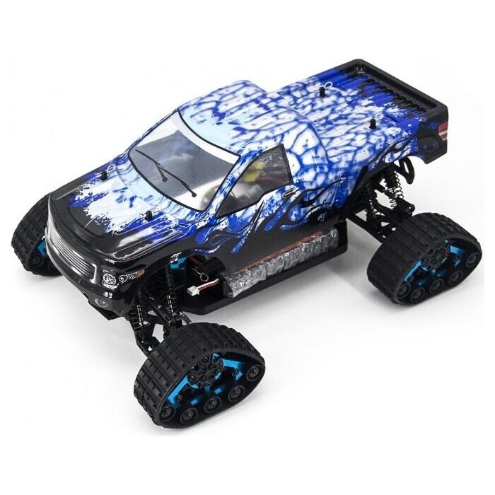 Радиоуправляемый монстр на гусеницах HSP Snow Truck 4WD PRO 1:10 - 94704-88069