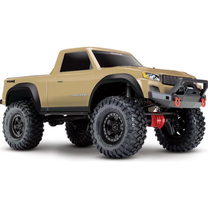 Радиоуправляемая машина TRAXXAS TRX-4 1:10 Sport 4WD Scale Crawler Tan - TRA82024-4-TAN