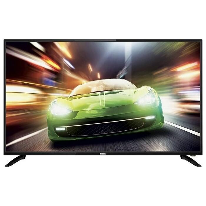 LED Телевизор BBK 43LEX-7169/FTS2C телевизор led 50 bbk 50lem 1056 fts2c черный 1920x1080 50 гц vga usb