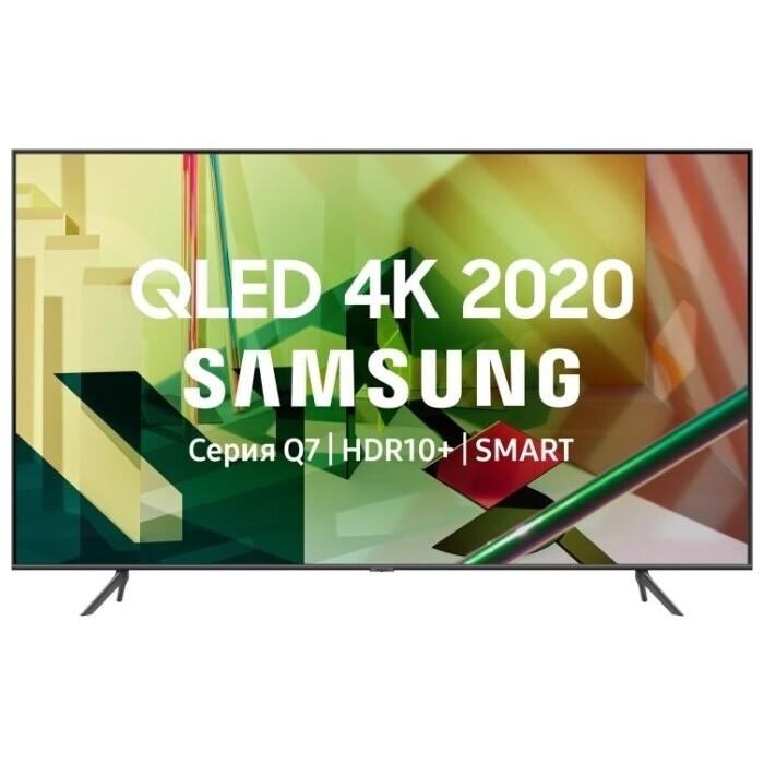 QLED Телевизор Samsung QE85Q70TAU