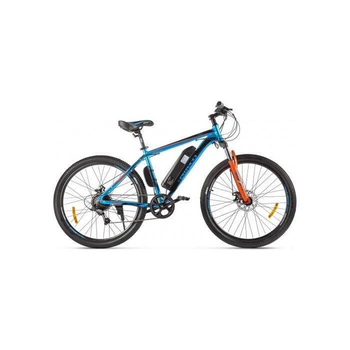Велогибрид Eltreco XT 600 Limited edition 022665-2371 велосипед eltreco oscar 2017
