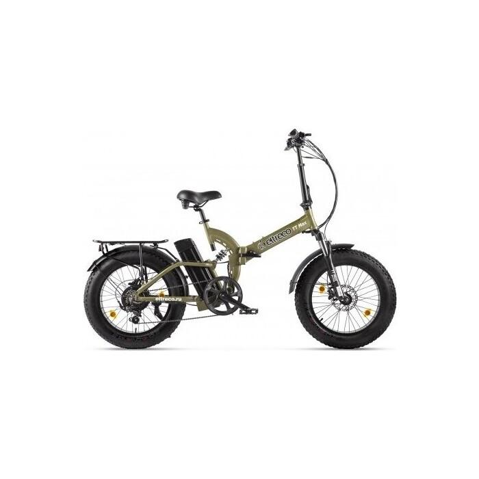Велогибрид Eltreco TT Max 022407-2226 велосипед eltreco oscar 2017