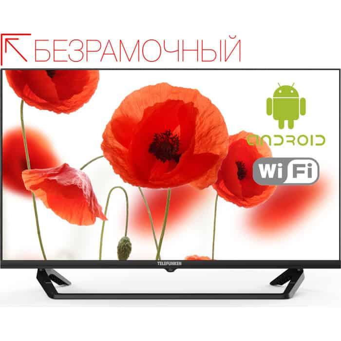 Фото - LED Телевизор TELEFUNKEN TF-LED32S11T2S led телевизор telefunken tf led32s78t2