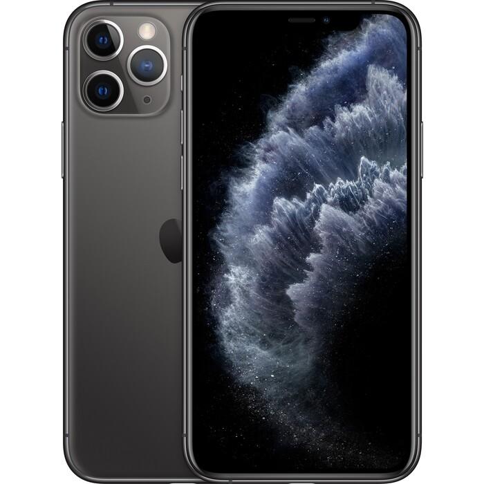 Смартфон Apple iPhone 11 Pro Max 256Gb Grey (MWHJ2RU/A)