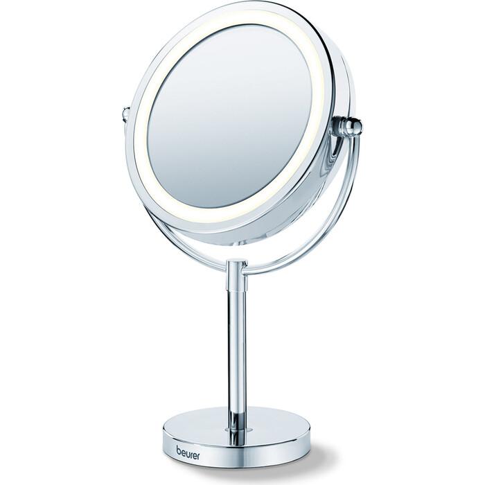 Зеркало косметическое Beurer BS69 серебристый