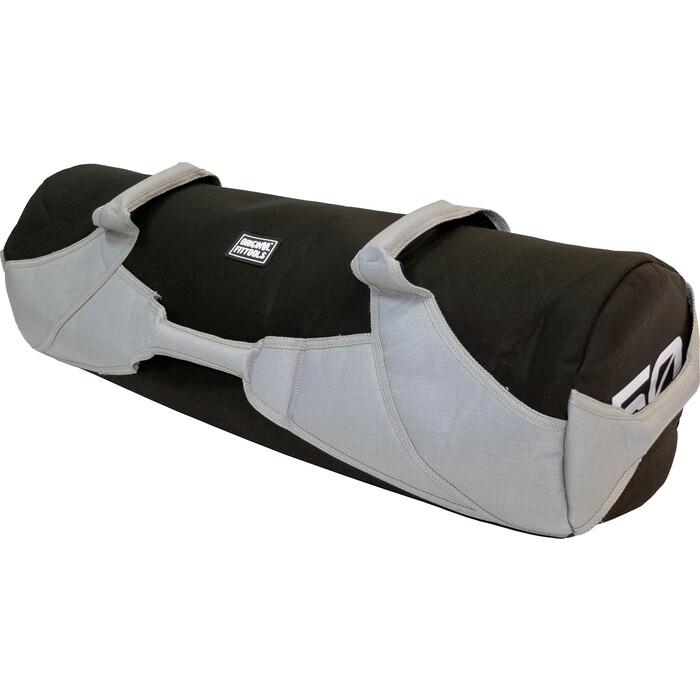 Сэндбэг Original FitTools (нагрузка до 50 кг) черно-серый сэндбэг original fittools нагрузка до 40 кг черно серый