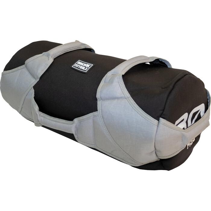 Сэндбэг Original FitTools (нагрузка до 30 кг) черно-серый сэндбэг original fittools нагрузка до 40 кг черно серый