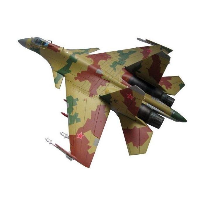 Сборная модель Звезда Истребитель Су - 35, подарочный набор, 1/72 ZV 7240П
