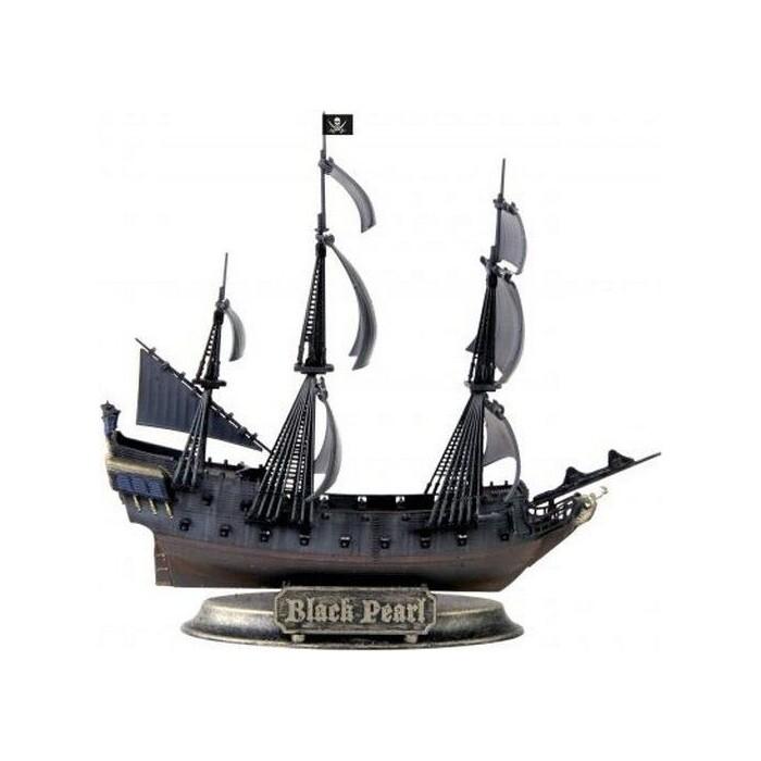 Сборная модель Звезда Корабль капитана Джека Воробья Черная Жемчужина , 1/350 - ZV 6513
