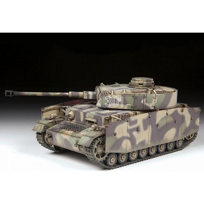 dragon 6581 1 35 stug iii ausf g 1943 production tank Сборная модель Звезда Немецкий средний танк Pz IV Ausf. G, масштаб 1:35, ZV - 3674