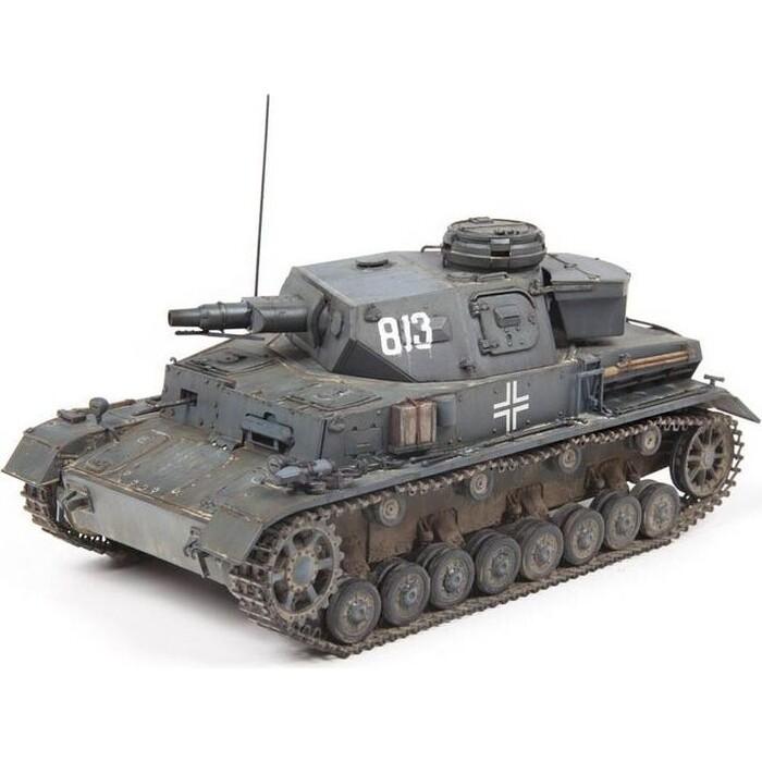 Сборная модель Звезда Немецкий средний танк Т - IV E, 1/35 ZV 3641