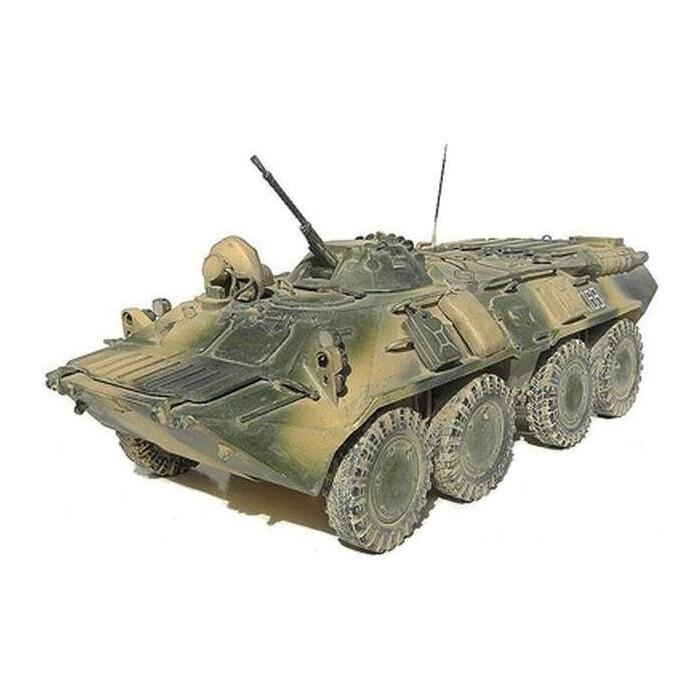 Сборная модель Звезда Российский бронетранспортер БТР - 80, подарочный набор, 1/35 ZV 3558П