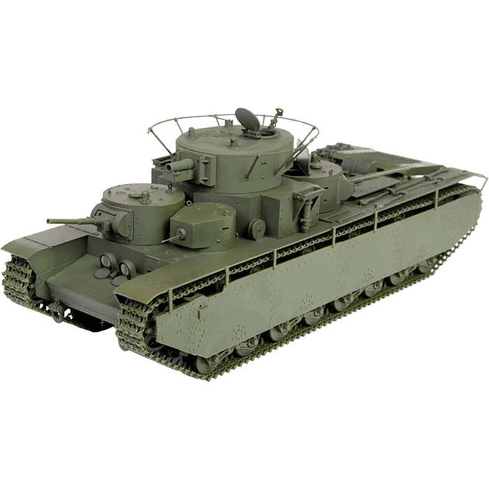 Сборная модель Звезда Советский тяжелый танк Т - 35, подарочный набор, 1/35 ZV 3667П