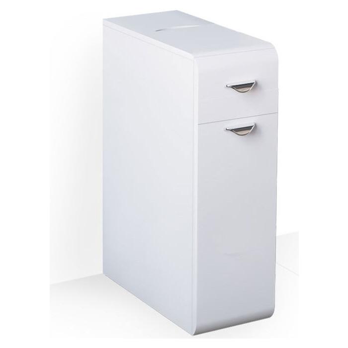 Тумба для туалетной комнаты Raval Space 20 напольная, белая (Spa.01.20/N/W)