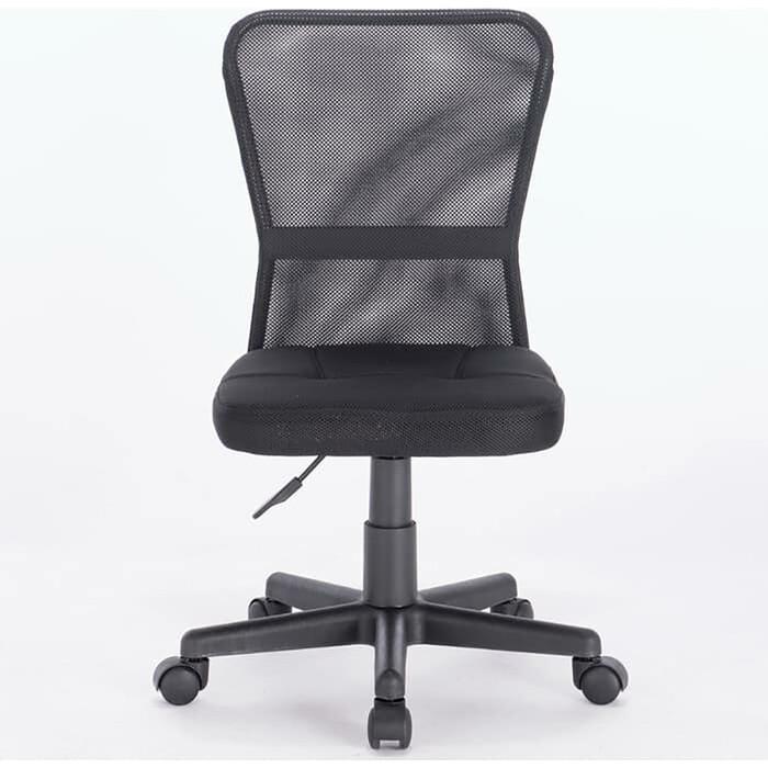 Кресло компактное Brabix Smart MG-313 без подлокотников черное 531843