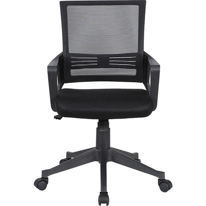 Кресло Brabix Balance MG-320 с подлокотниками черное 531831