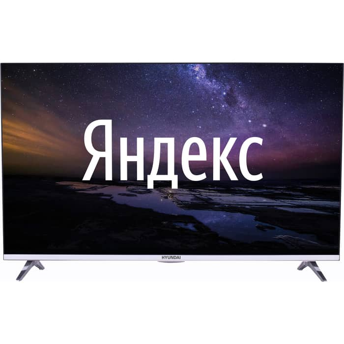 Фото - LED Телевизор Hyundai H-LED43EU1302 телевизор hyundai h led43es5004 43 full hd