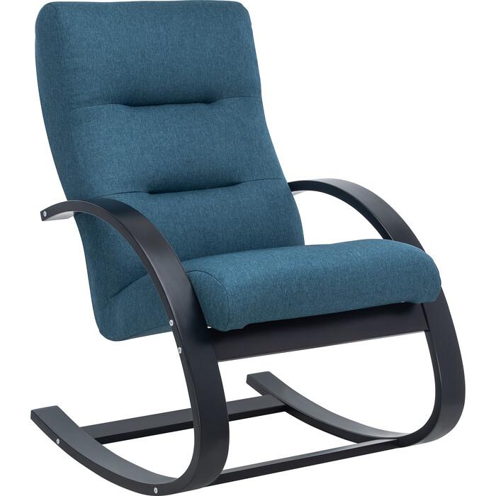 Кресло Leset Милано Лайт венге, ткань Монтана 601