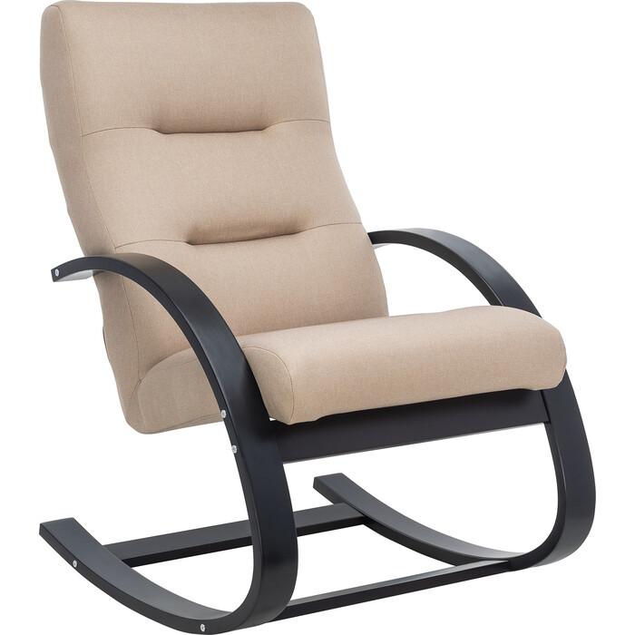 Кресло Leset Милано Лайт венге, ткань Монтана 903